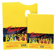 Fredrix Disposable Palette 50 Sheets - Size 12in x 16in