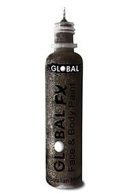 Global FX Face & Body Paint 36ml - Jet Black