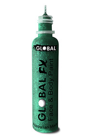 Global FX Face & Body Paint 36ml - Dark Green