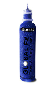 Global FX Face & Body Paint 36ml - Royal Blue