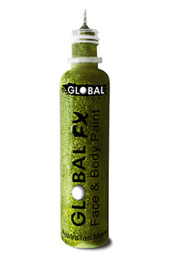 Global FX Face & Body Paint 36ml - Lime Green