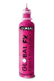 Global FX Face & Body Paint 36ml - Rose