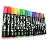Setaskrib Fabric Markers 12 pack