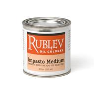 Rublev Oil Medium Impasto Medium - 50ml