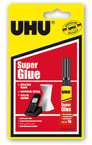UHU Super Glue Liquid - 3g
