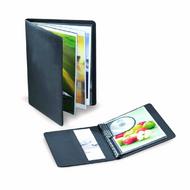 Rumold Rumo Duo Presentation Folder Black A4