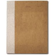O-Check Design Sketchbook - Brown
