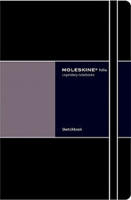 Moleskine Folio Sketchbook 96 Pages Hardcover - A3 (29.7cm x 42cm)