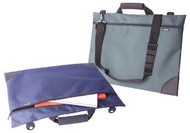 Florence Portfolio 'Casual Deluxe' Dark Blue- A2