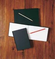 Ebony Hardback Sketchbook - 265mm x 210mm - Landscape