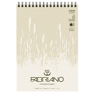 Fabriano Eco A4 Spiral Bound - Blank