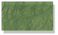 Mulberry Silk Paper With Fibres - Pale Green