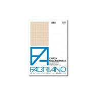 Fabriano Blocco Millimetrato Graph Paper 80GSM - 29.7cm x 42.0cm
