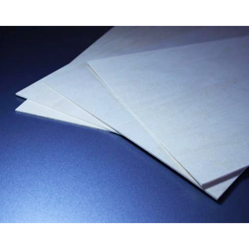 Basswood Ply Sheet - 457mm x 915mm x 3.0mm