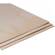 Birchwood Ply Sheet - 457mm x 915mm x 1.0mm