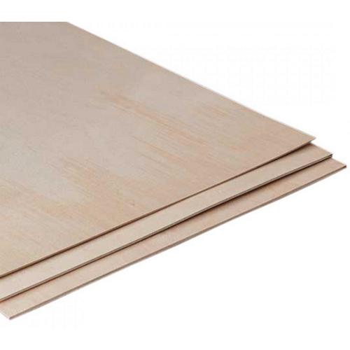 Birchwood Ply Sheet - 457mm x 915mm x 1.0mm