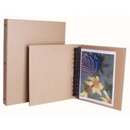 Florence Craft Album with 10 Sleeves - A2