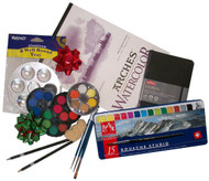 Mini Deluxe Watercolour Set