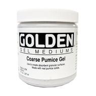 Golden Coarse Pumice Gel 236ml