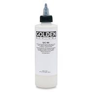 Golden GAC-400 (Heat-Set) Acrylic Medium 473ml