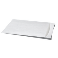 White Flat Bag Kraft Paper 500 Pieces - 95mm x 132mm