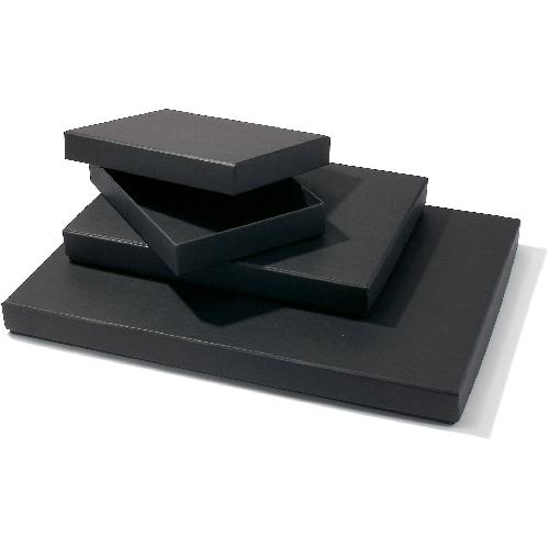 Black Storage Box - 35mm x 162mm x 229 mm (A5)
