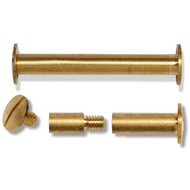 Brass Binding Screws