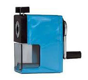 Caran d'Ache Plastic Sharpening Machine - Blue  | 466.160