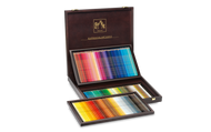 Supracolor Soft Aquarelle Pencil Assort. 120 Box Wooden  |  3888.920