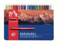 Classic Neocolor I Assort. 40 Box   |  7000.340