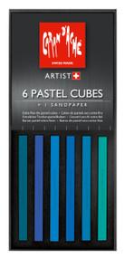 Pastel Cube Assorted Colour Set - Ocean | 7806.006