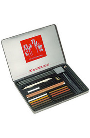 Art by Caran D'Ache Sketching Set Big   |  776.328