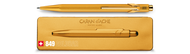 849 Ballpoint Pen with Slim Pack Box - Goldbar   |  849.999