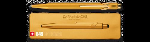 849 Ballpoint Pen with Slim Pack Box - Goldbar      849.999