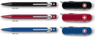 Duo Classic, Ballpoint Pen and Penknife Blue | 8492.190