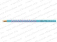 Grafik HB Graphite Pencil Blue Varnish Pink Hexagonal 2.1mm Lead      343.501