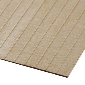 Basswood Board and Batten