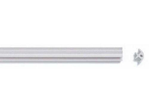 Asa Corner- Double Profile Strips - White