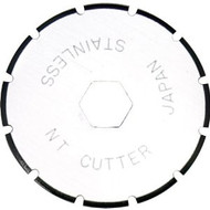 NT Cutter Spare Blades Wave Cutter 2 Pack - BW-28P