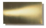 Brass pre-cut strips - 0.1mm x 300mm x 500mm