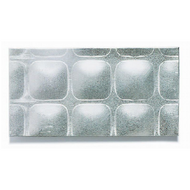 Aluminium Square-Patterned Sheet - 0.8mm x 250mm x 250mm