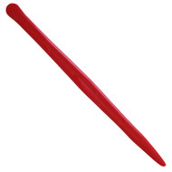 Modelling Stick Red - Flat/Flat Half Round