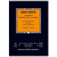 Arches Watercolour Pad Rough 300GSM - A3