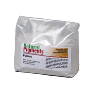 Rublev Oil Medium Pumice Fine Grade 1kg   510-13PUF1K