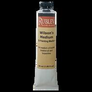 Rublev Oil Medium Wilson's Medium 50ml   530-41002