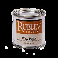 Rublev Oil Medium Wax Paste 8 Fl Oz   540-5308