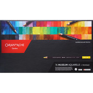 Museum Aquarelle Assort. 76 Colours + 2 Technalo HB-3B | 3510.376