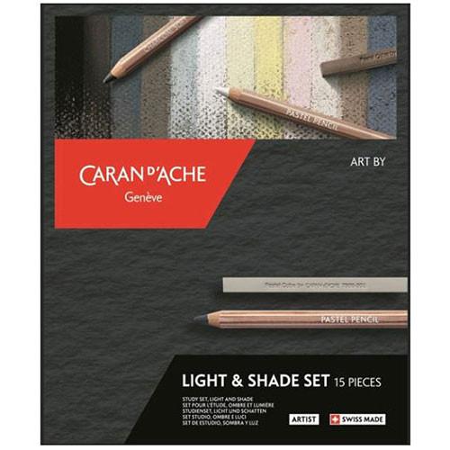Art by Caran D'Ache Light and Shade Set   776.815