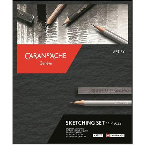 Art by Caran D'Ache Sketching Set | 776.714