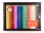 SUPRACOLOR SOFT WOODEN PENCIL BOX 30pcs Limited Edition